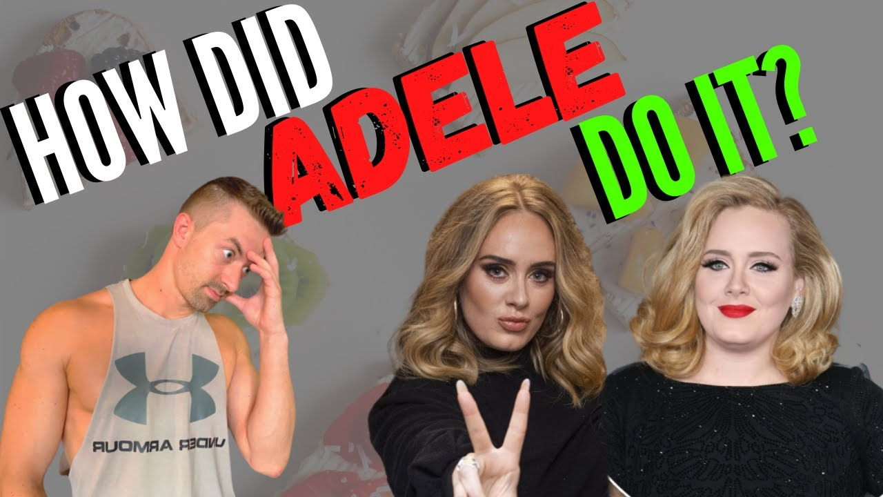 How Did Adele Lose Weight In 2020 (Sirtfood Diet)