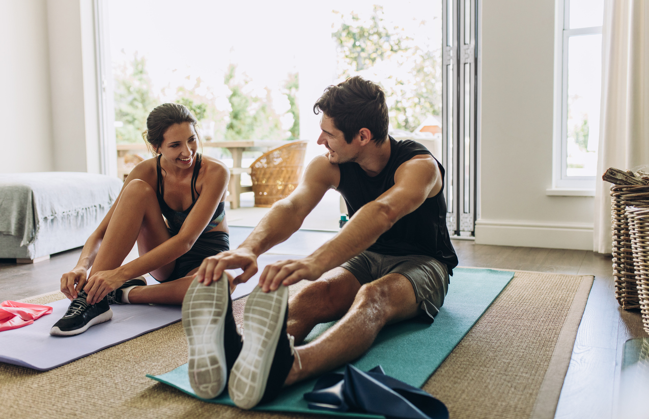 Losing Weight as a Couple Is the Secret to Shedding Pounds, Study Finds