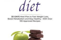 Sirtfood Diet: 30-Days Meal Plan to Fast Weight Loss, Boost Metabolism and Stay Healty