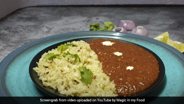 Watch: Keto-Friendly <i>Rajma-Chawal</i> Recipe For Weight Loss