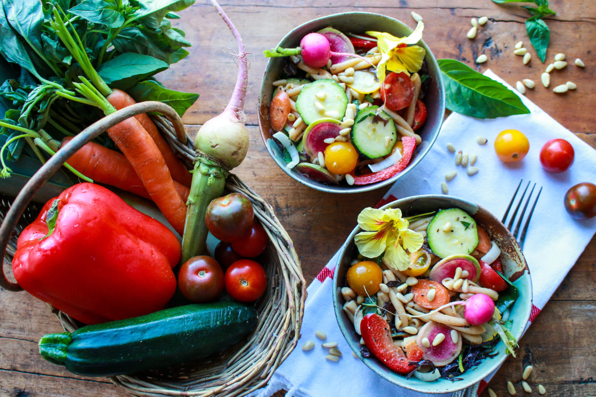 How to Eat a Healthy, Plant-Based Mediterranean Diet