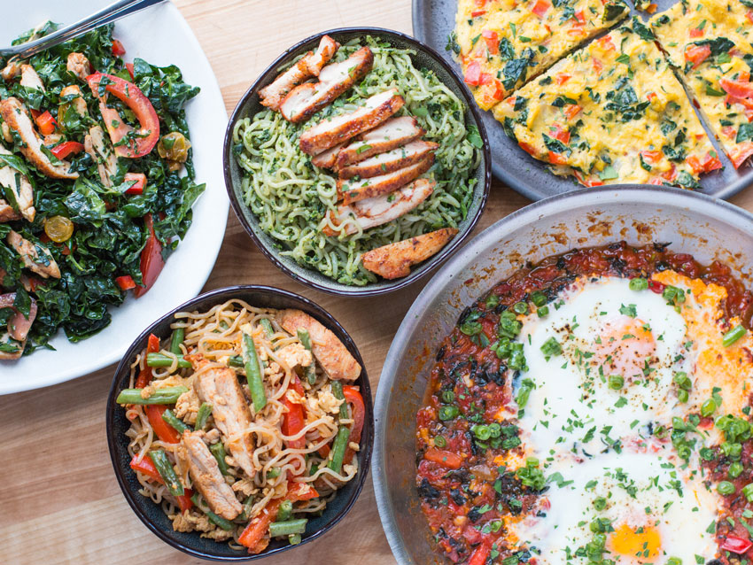 5 Healthy Meal Prep Recipes For Weight Loss