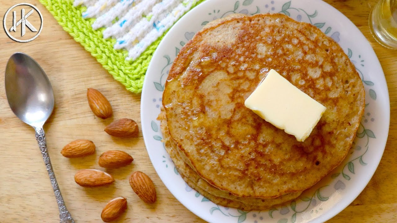Keto Almond Flour Pancakes | Keto Recipes | Headbanger's Kitchen