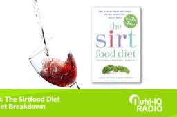 003: The Sirtfood Diet – Diet Breakdown | Nutri-iQ Radio