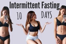 I Tried Intermittent Fasting for 10 DAYS | WHAT I EAT EVERYDAY (Before & After Results)