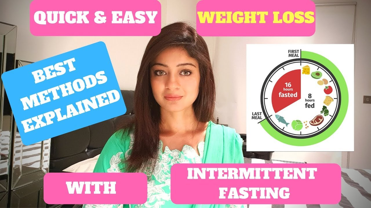 Guide to Intermittent Fasting For Quick & Easy Weight Loss – In Urdu