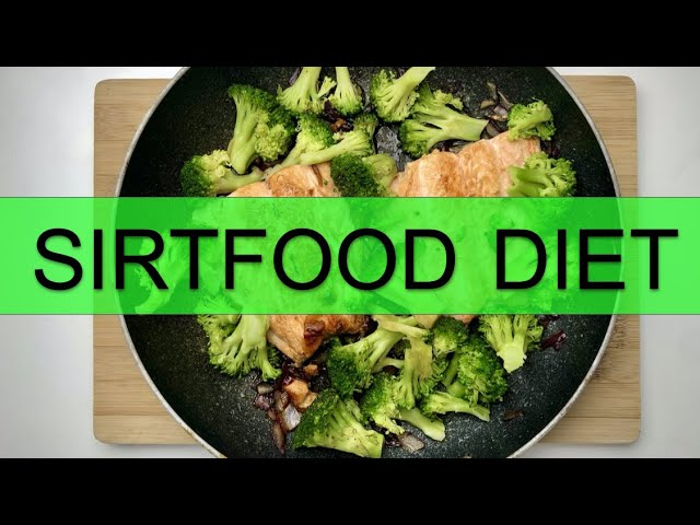 Sirtfood Diet Meal Plan | Adele Weight Loss I Sirtfood Diet | What I eat in Phase 1&2