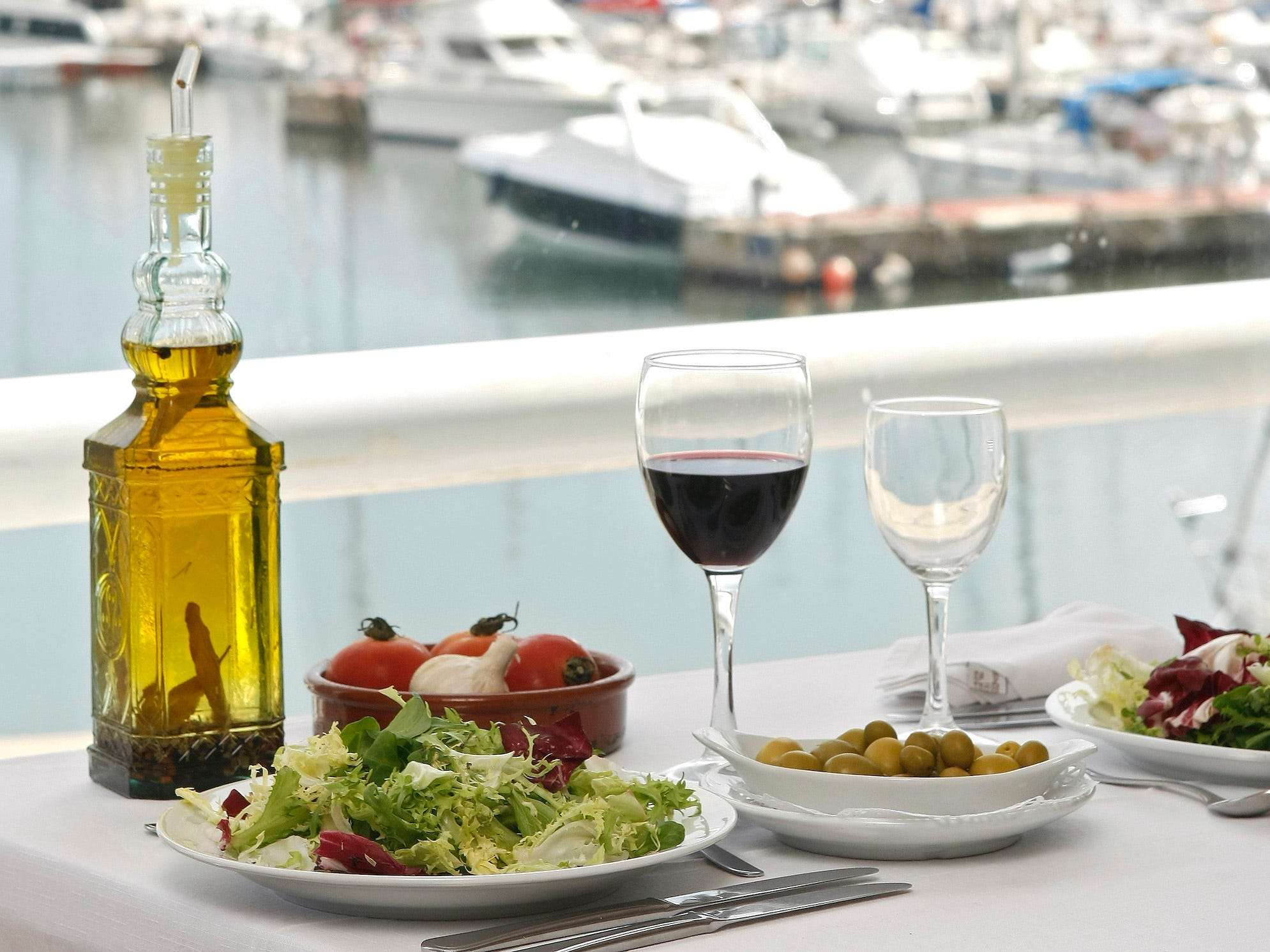 The Mediterranean diet could lower the risk of diabetes for overweight women, a study found