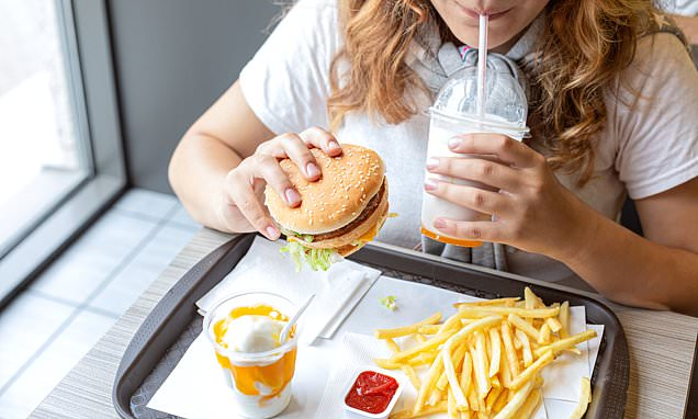 Cheating on your diet could speed up brain aging, study reveals
