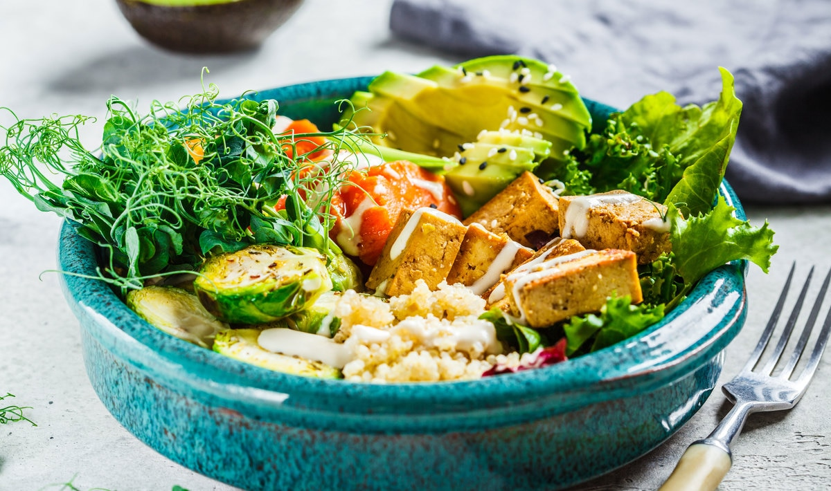 Plant-Based Diet Beats Out Mediterranean Diet for Weight Loss, Study Finds