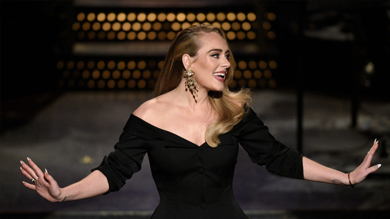 Adele Hosts 'SNL,' Talks New Album And Weight Loss