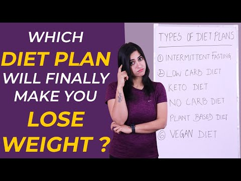 Best Diet Plan for Weight Loss (Explained in Hindi) | GunjanShouts