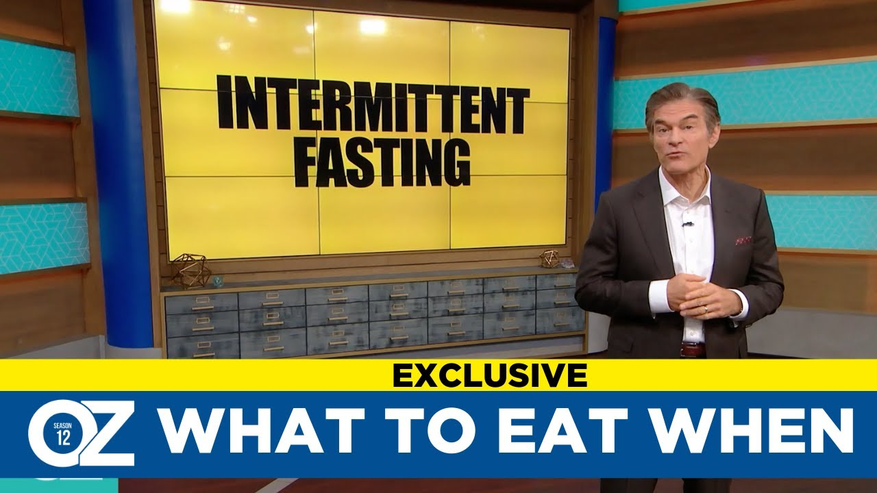 Intermittent Fasting : What to Eat When – Recipes to Crack Your Body's Optimal Time