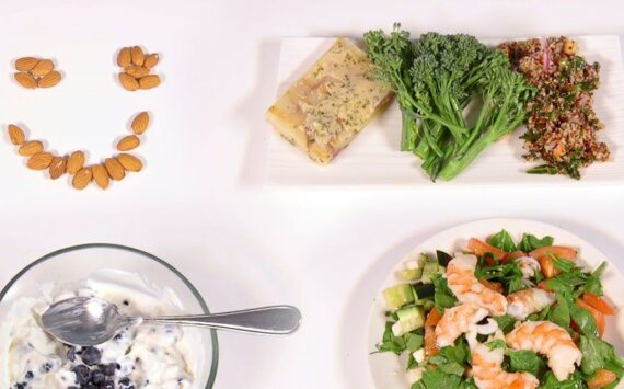 This Is What 1,200 Calories Looks Like On The Mediterranean Diet