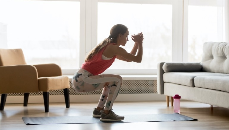 Weight loss on your mind? Here are 4 full-body workout tips that will give you sureshot results
