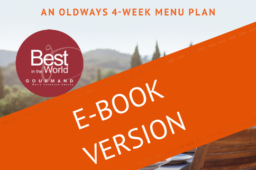 Make Every Day Mediterranean: An Oldways 4-Week Menu Plan E-BOOK (2019)