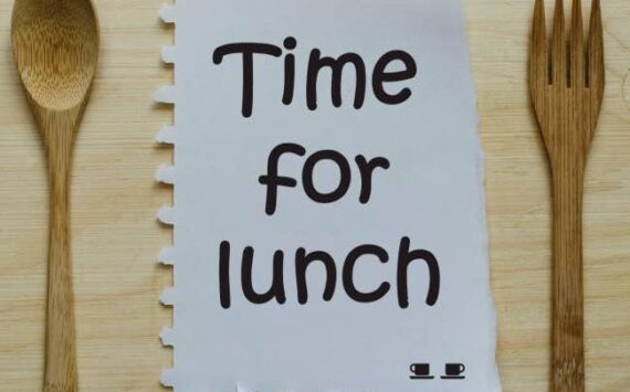 Skipping Lunch? Think Again! – Melissa's Healthy Living