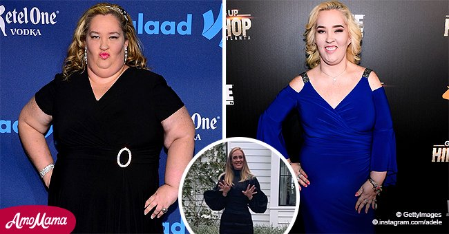 Adele, Mama June & Other Celebrities Who Experienced Dramatic Weight-Loss