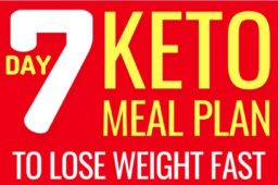 The Ultimate 7-Day Keto Meal Plan to Lose Weight Fast