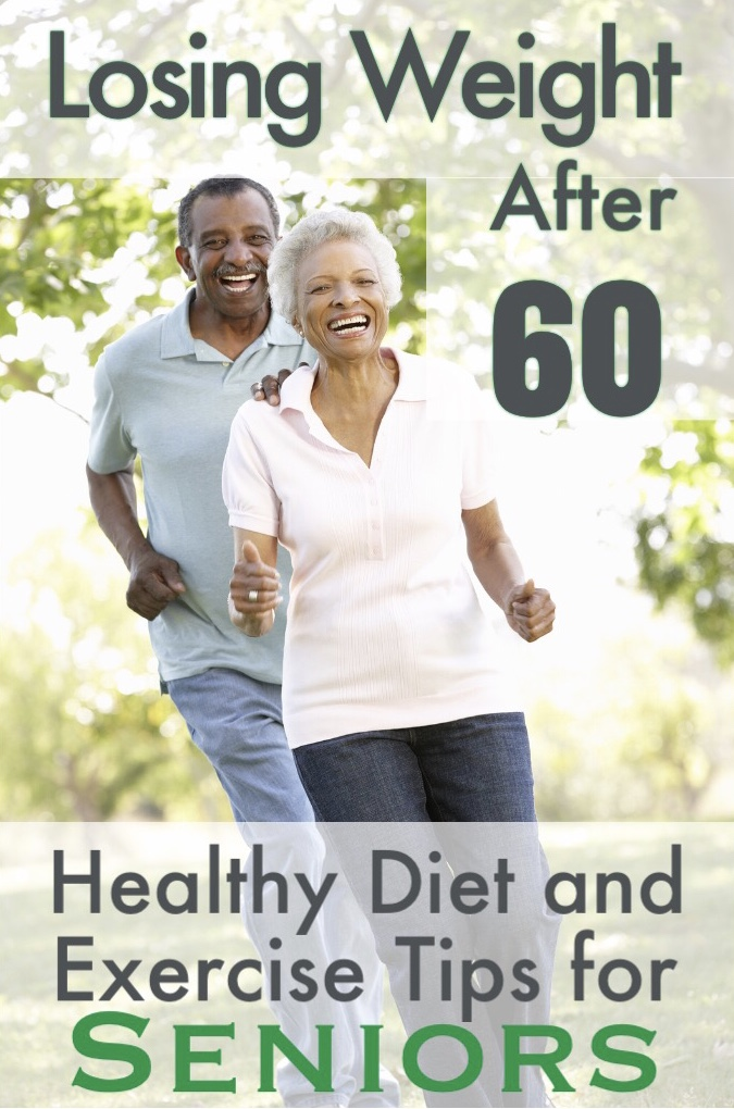 Yes, You Can Lose Weight After 60! Here's How
