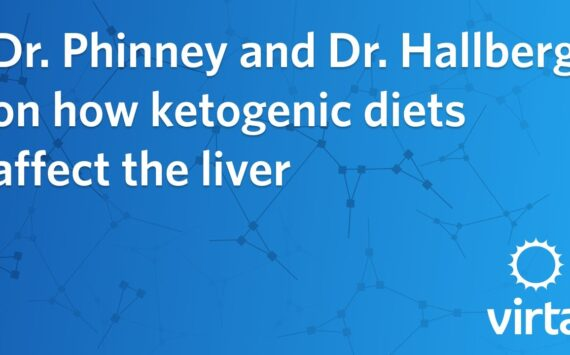 Dr. Phinney and Dr. Hallberg on how ketogenic diets affect the liver