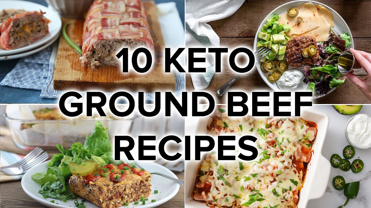 10 Tasty Keto Ground Beef Recipes for Weeknight Dinners