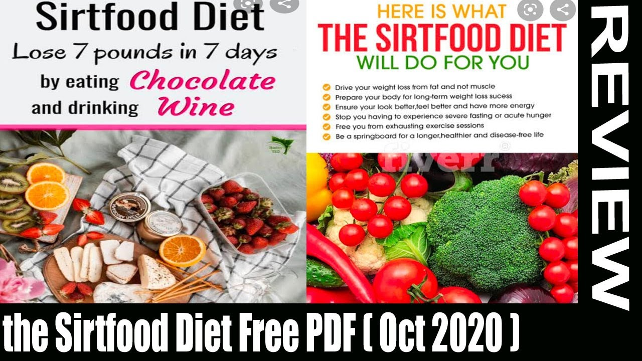 the Sirtfood Diet Free PDF {Oct 2020} Watch Reviews Then Buy? | Scam Adviser Reports