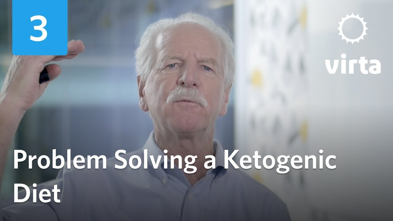 Dr. Stephen Phinney on Problem Solving a Ketogenic Diet (Part 3)