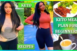 KETO DIET MEAL PLAN AND RECIPES FOR BEGINNERS   How To Start Keto & Intermittent Fast   Rosa Charice
