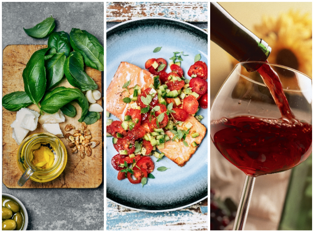Following the Mediterranean Diet Could Lower Your Risk of Depression, Study Suggests