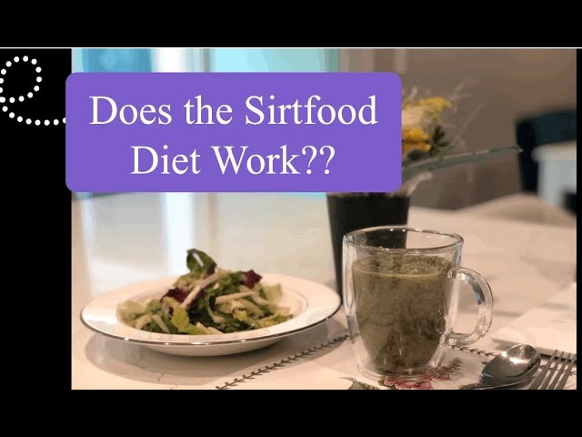 The Sirtfood Diet Day 1
