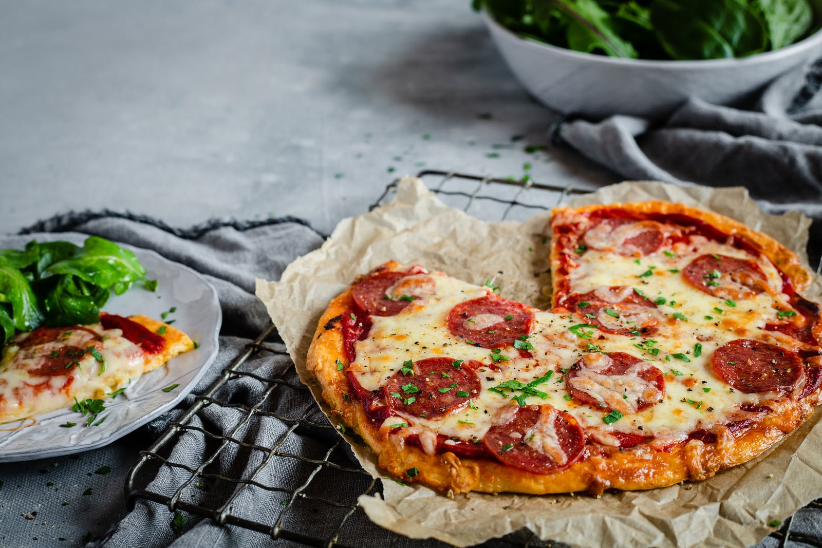 Keto Pizza – The Best Pizza Recipe Ever with Video