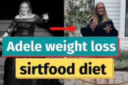 Adele weight loss What is the sirtfood diet and is there a sirtfood diet recipe book