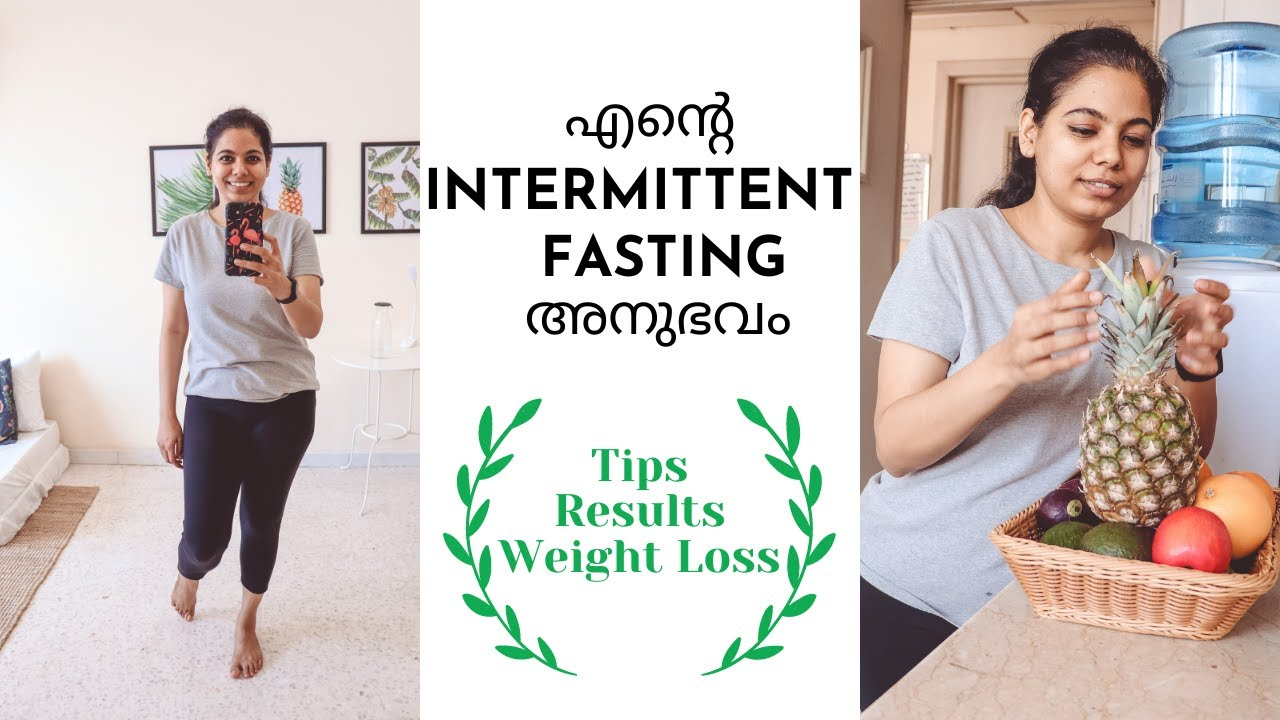 7 Days of Intermittent Fasting for Health | Before and After Results | Weight Loss Tips | Malayalam