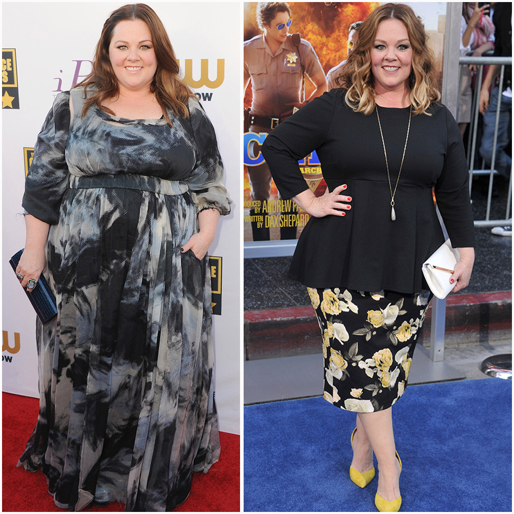 Melissa McCarthy's Weight Loss 2020 [Before and After]