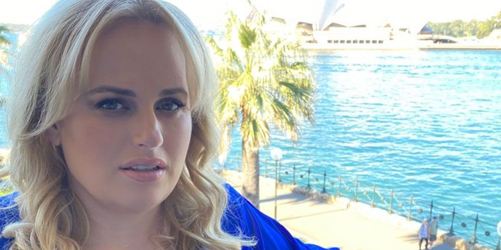 Rebel Wilson Is Using The Mayr Method To Lose Weight Amidst Her 'Year Of Health'