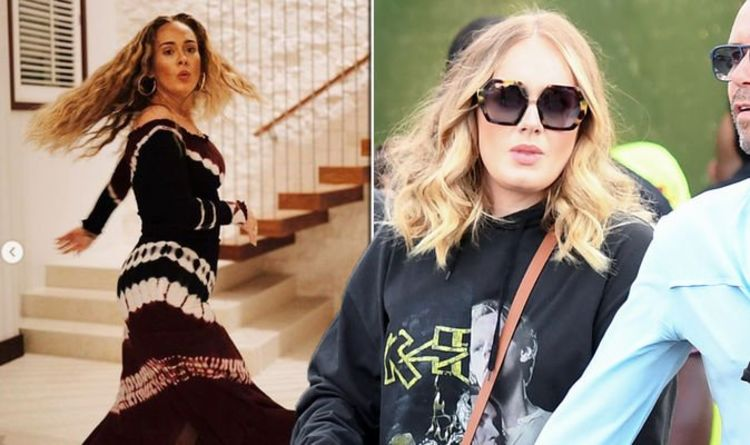 Adele weight loss: Star posts new pictures to Instagram for 33rd birthday