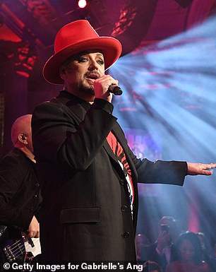 Boy George reveals the simple trick behind his impressive 30kg weight loss transformation