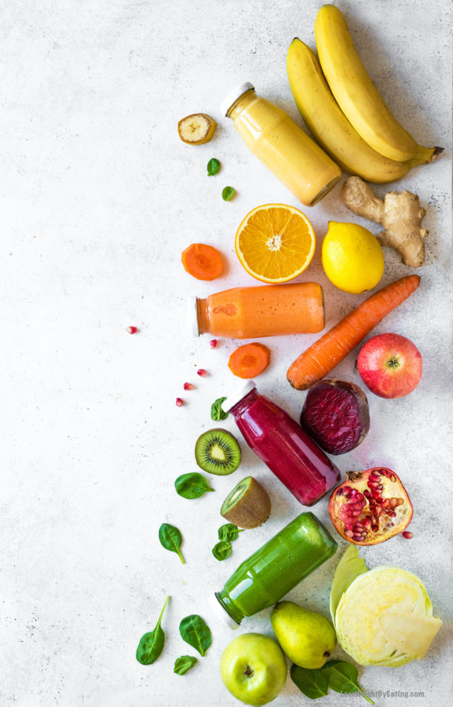 10 Detox Juice Recipes – Weight Loss Cleanse by Audrey Johns