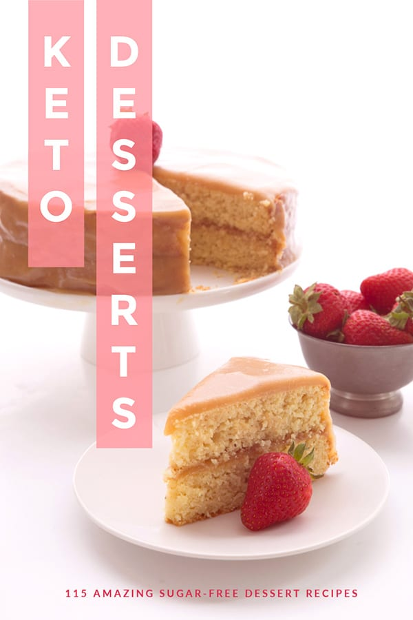 Keto Desserts – All Day I Dream About Food %
