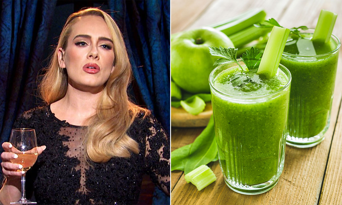 What Adele eats in a day: Everything you need to know about the Sirtfood Diet