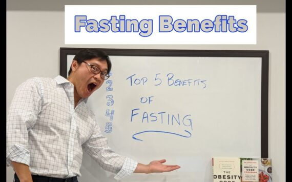 Intermittent Fasting Benefits (My Top 5) | Jason Fung