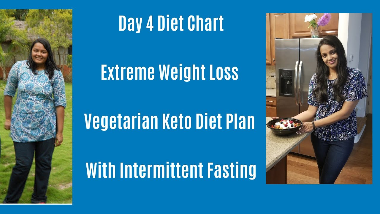 Day 4 – Extreme Weight Loss | Veg Keto Plan with Intermittent Fasting | Weight Loss Tips in Tamil