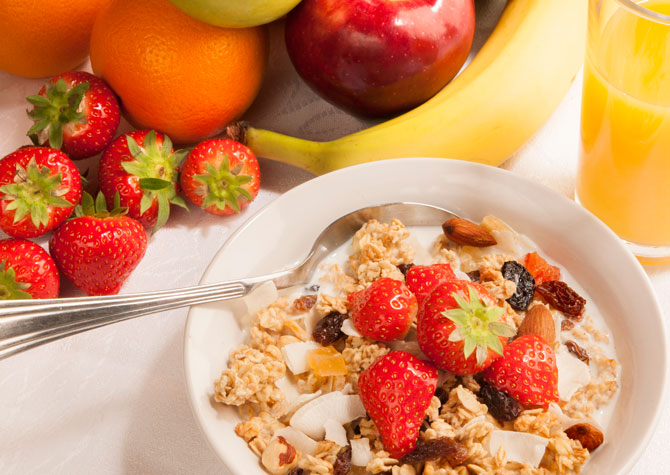 Why You Should Eat Breakfast