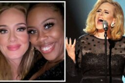Adele weight loss: New pictures of singer after 7 stone weight loss journey