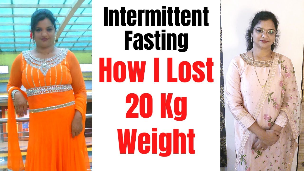 Intermittent Fasting : How I Lost 20Kg | What I Eat In A Day Vibrant Varsha | My WeightLoss Journey