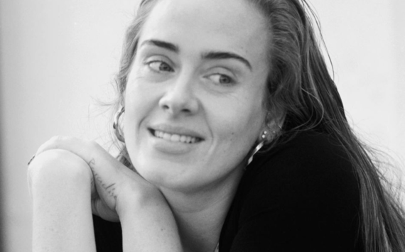 Adele marks 33rd birthday with makeup-free photo