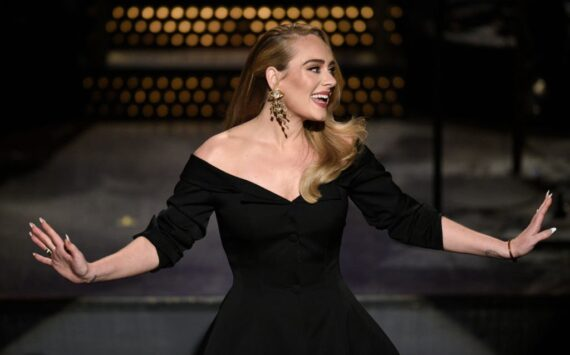 Adele's before and after weight loss look explored as singer attends NBA final