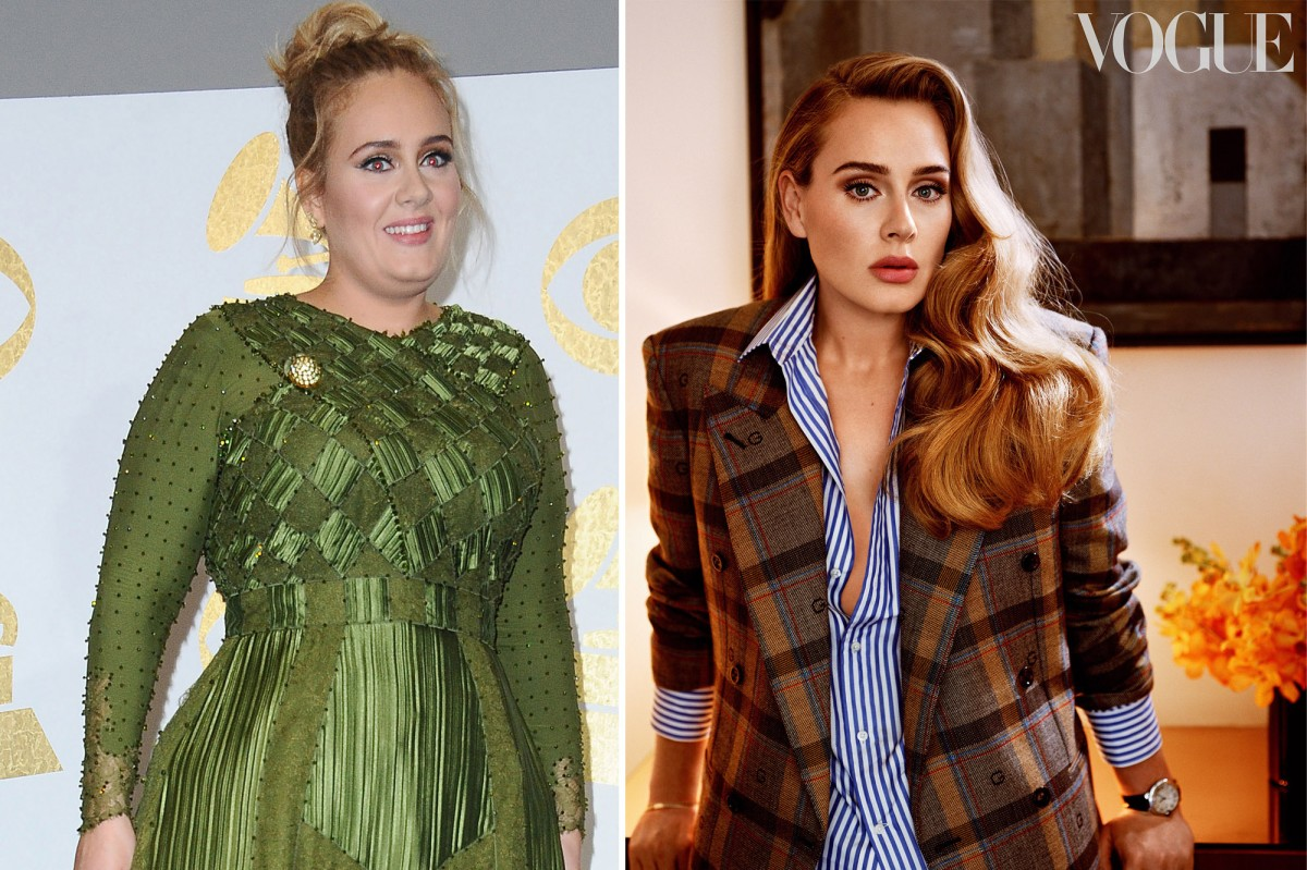 Adele 'f–king disappointed' by women's comments about her weight loss